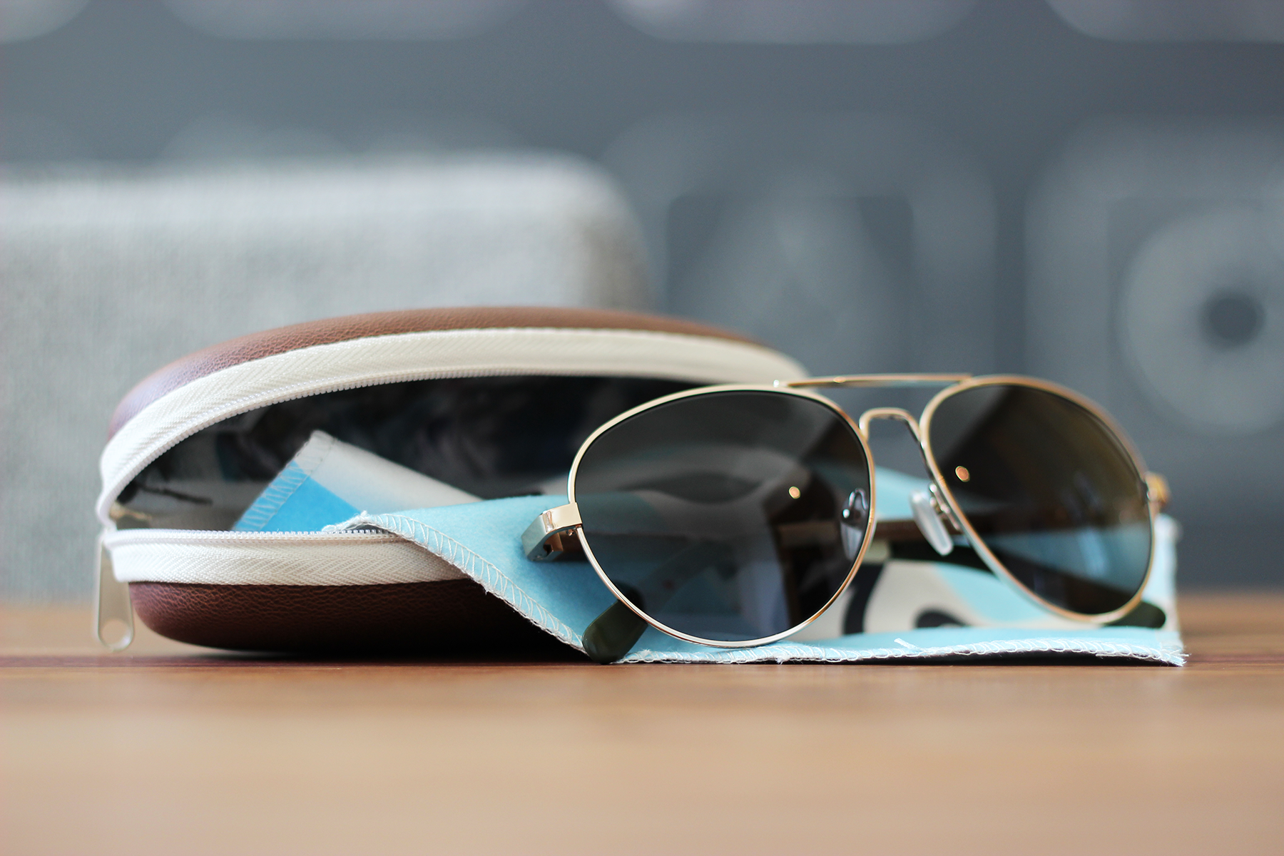 Toms Sunglasses Packaging