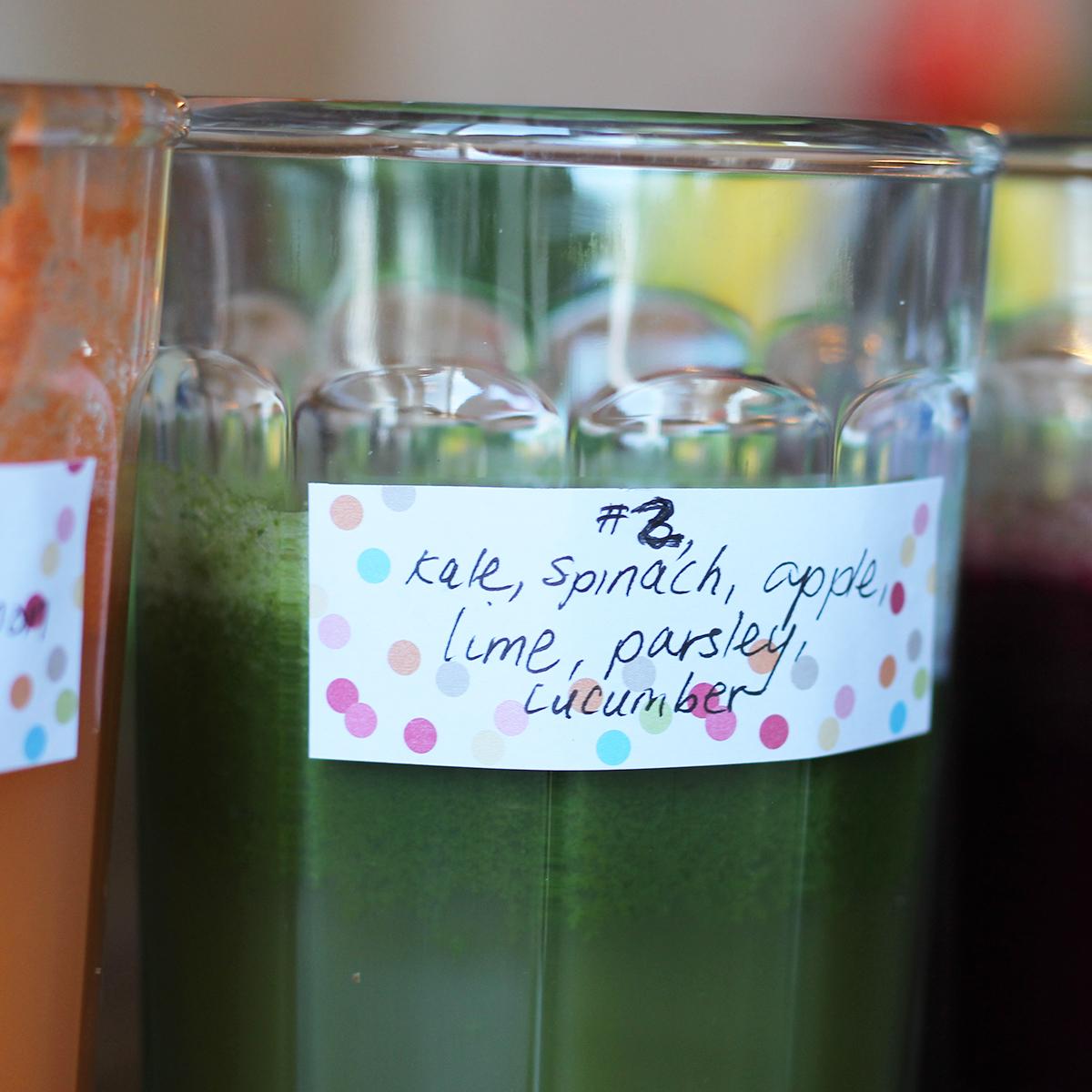 DIY Juice Diet