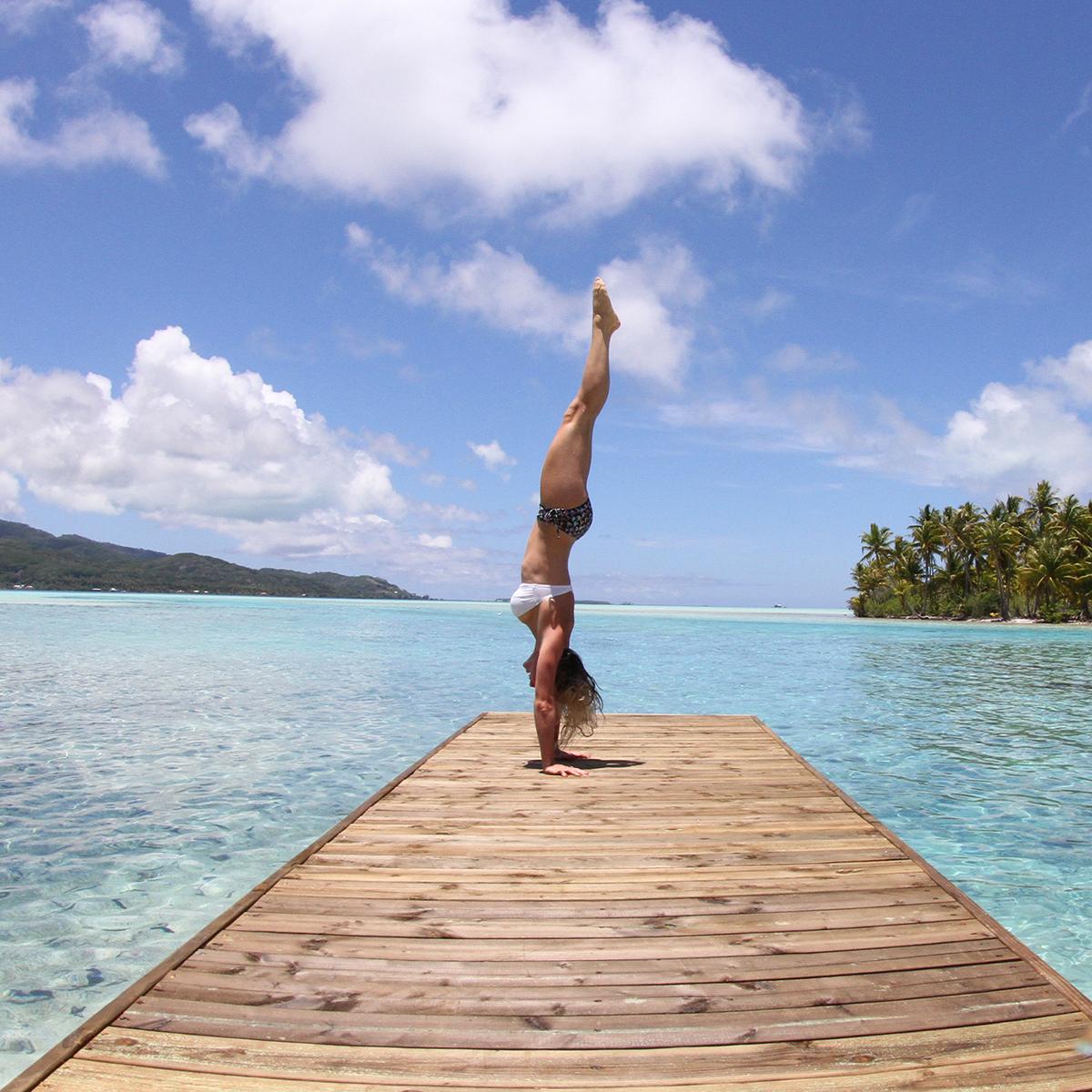 tahiti yoga
