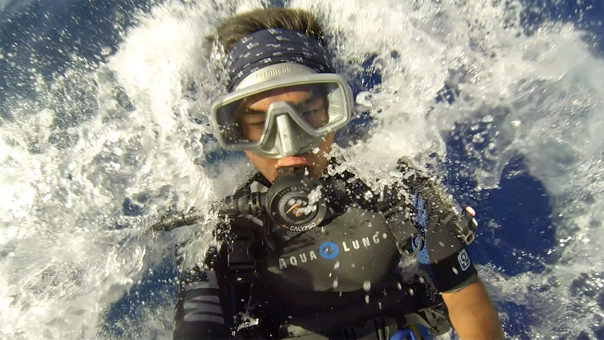 rangiroa scuba diving