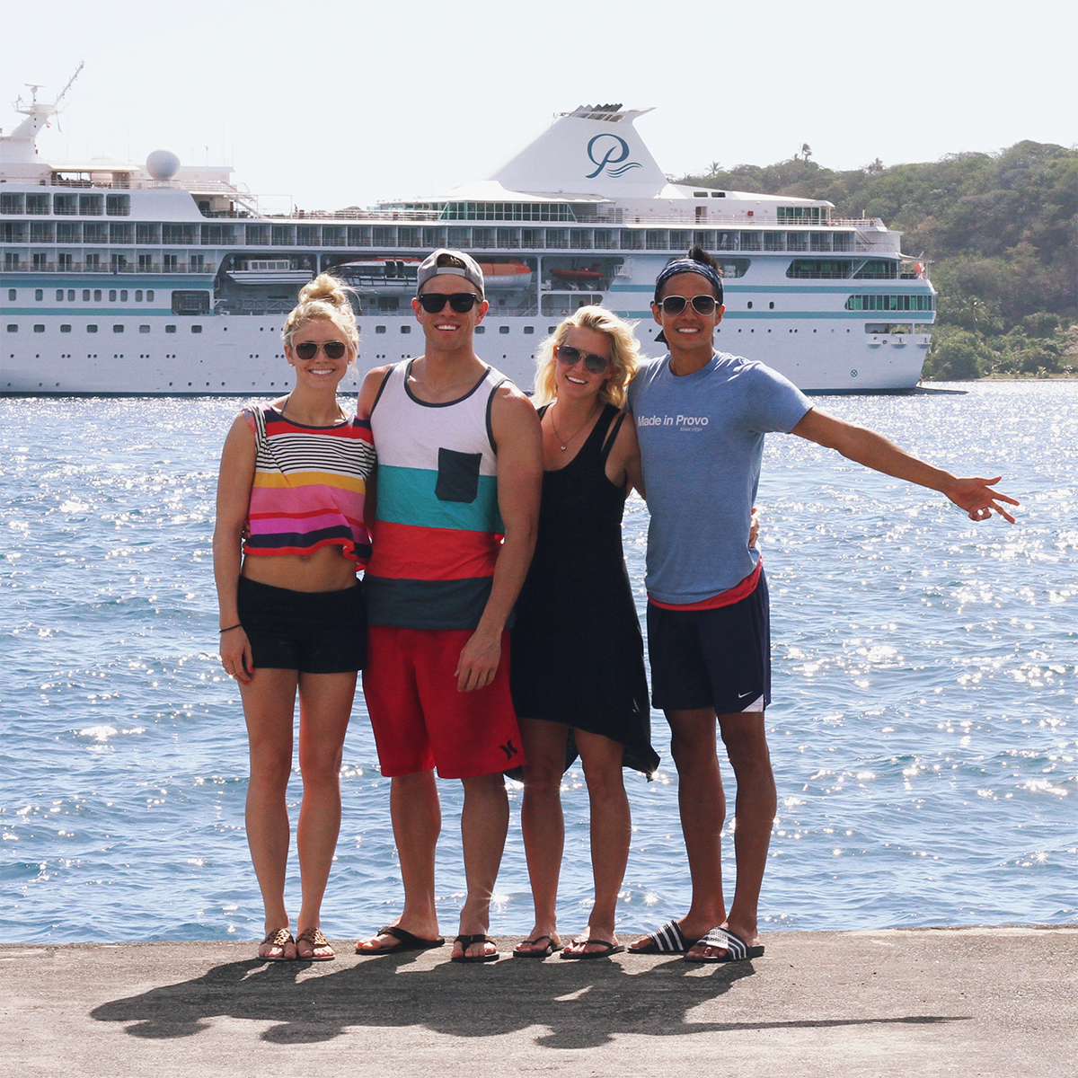 paul gauguin cruise young people