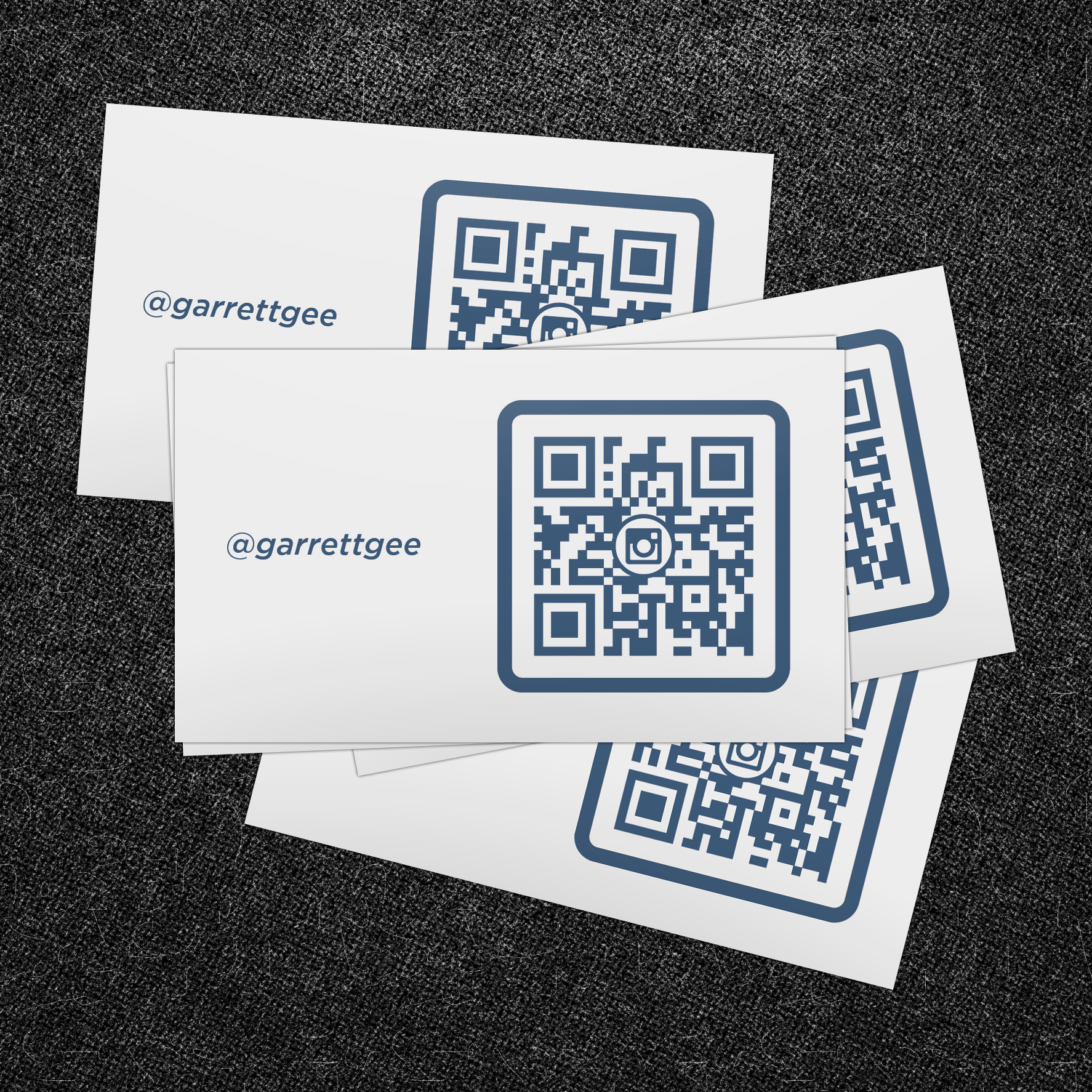 New Pics Instagram Business Cards Business Cards