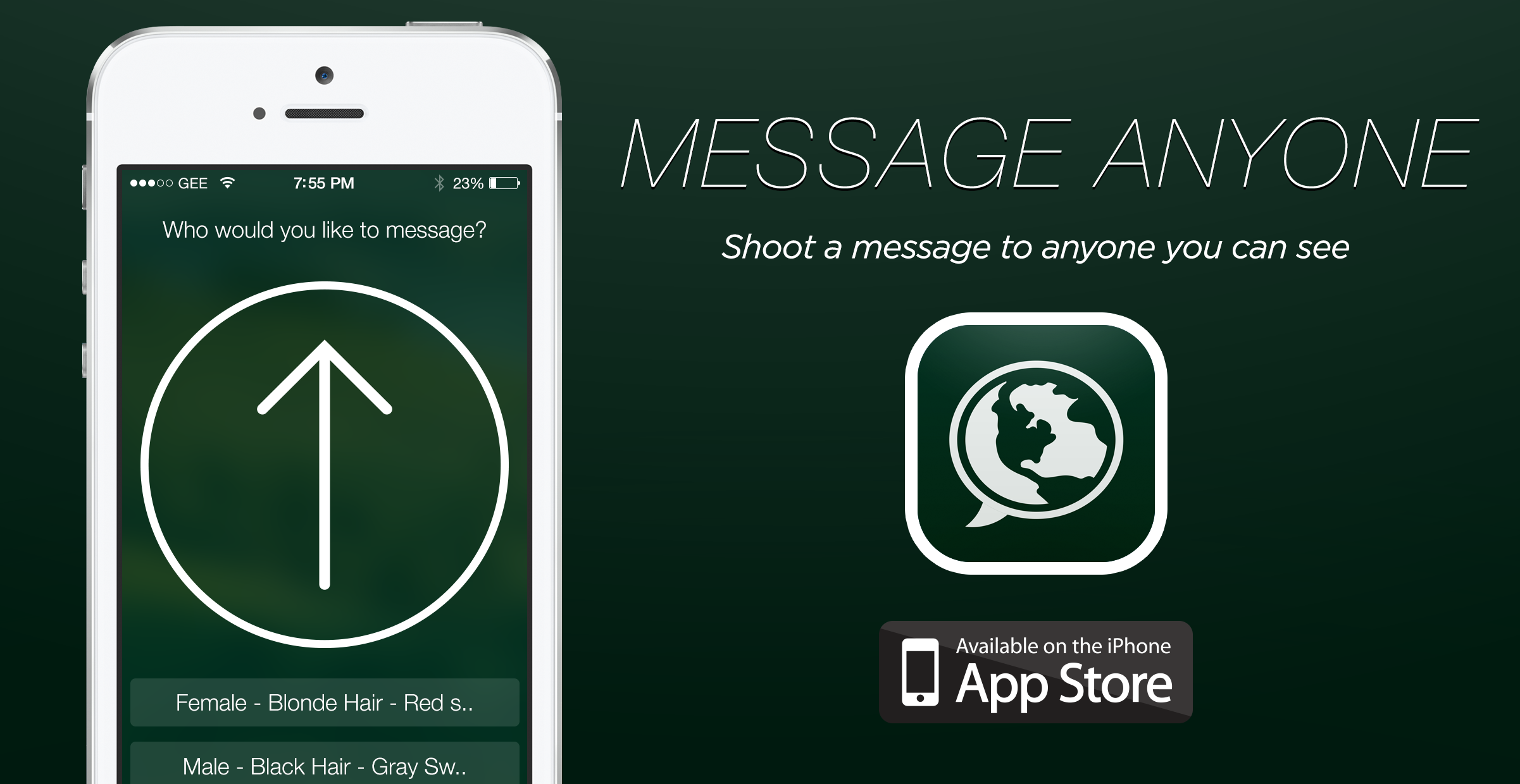 message anyone app