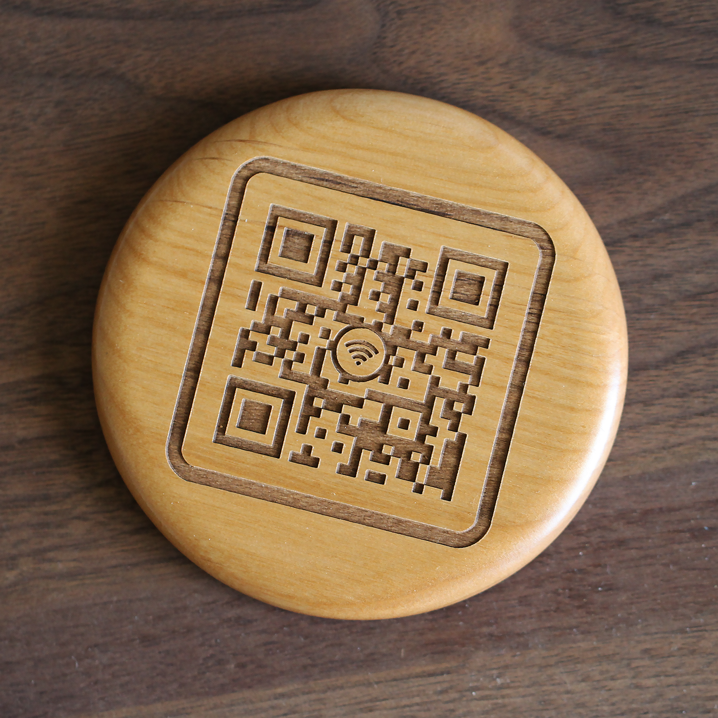 Wifi Code by Scan