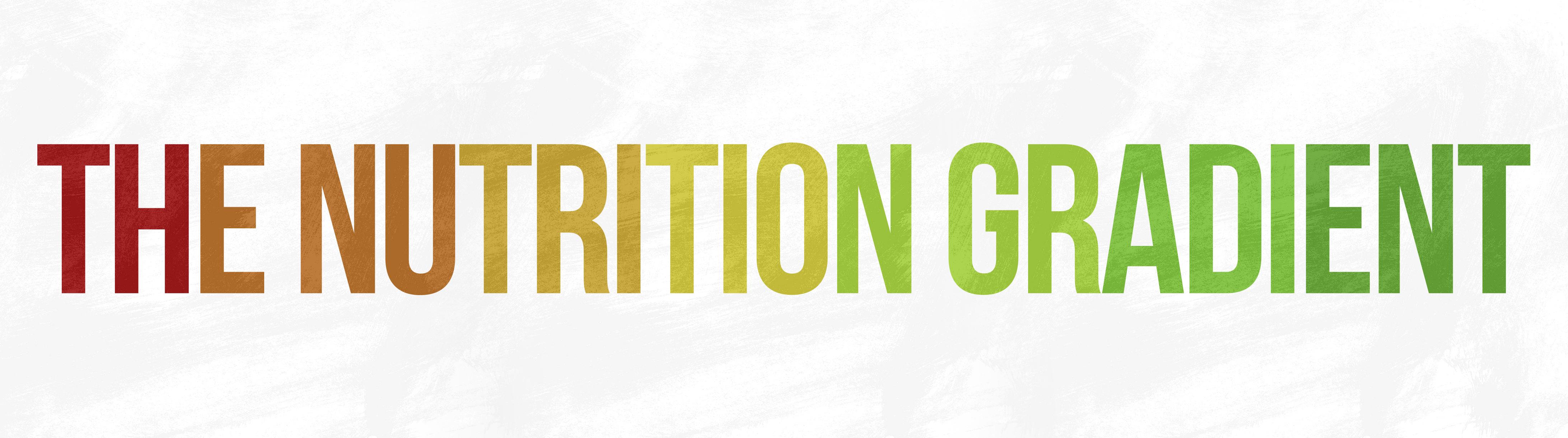 Nutrition Gradient